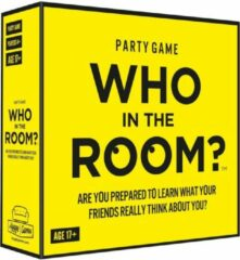 Hygge Games Who in the Room?