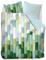 Groene Oilily Dimension - Dekbedovertrek - Lits-jumeaux - 260x200/220 cm + 2 kussenslopen 60x70 cm - Green