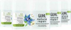Guhl Nature Repair Intensief Herstellend Haarmasker - 4x200 ml - Voordeelverpakking