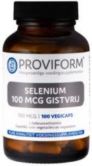 Proviform Selenium 100 Mcg Gistvrij (100vca)