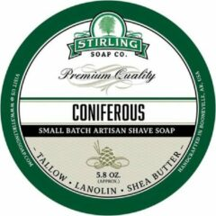 Stirling Soap Co. scheercrème Coniferous 165ml