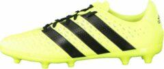 Gele Adidas Performance Voetbalschoenen ACE 16.3 FG/AG AF5147