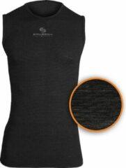Brubeck Sportondergoed Ondershirt met 3D Technology - Singlet - zwart - M