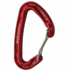 Wild Country - Astro - Snapkarabiner maat Single, rood