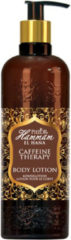 Hammam El Hana Caffeine therapy body lotion 400 Milliliter