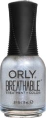 Beige Orly Breathable Treatment + Color Nagellak 18 ml