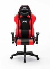 Real Gamers Pro gamestoel zwart, rood.