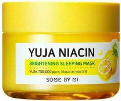 Some By Mi Yuja Niacin Brightening Sleeping Mask 60 ml