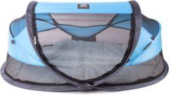 Blauwe Deryan Baby Luxe - Campingbedje - Blauw