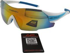 Blauwe Apeirom Lynx Sportbril