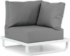 Witte Lifestyle Garden Furniture Lifestyle Venezia hoek module