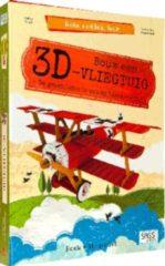 Rebo 3D vliegtuig - sassi