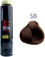 Bruine Goldwell Topchic Hair Color Bus 5B 250ml