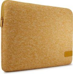 "Case Logic Reflect REFPC-116 Court notebooktas 39,6 cm (15.6"") Opbergmap/sleeve Geel"