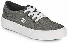 Grijze Skateschoenen DC Shoes TRASE B SHOE XSKS