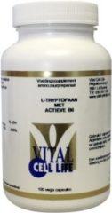 Vital Cell Life L-Tryptofaan 350 Mg Met Actieve B6 Capsules