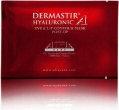 Witte Dermastir Post-Op Hyaluronic Mask - Eye and Lip Contour