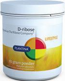 Plantina Specials D-ribose Poeder