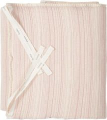 Roze Koeka Bedbumper / parkomranding Maui - old pink 180x30cm