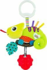 Groene Lamaze Mini Clip & Go Chroma Chameleon