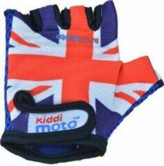 Rode Kiddimoto Union Jack Gloves - Handschoenen met korte vingers