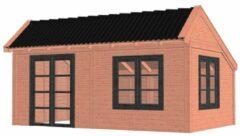 Van Kooten Tuin en Buitenleven Kapschuur De Stee 600x425 cm - Combinatie 1