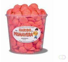Haribo schuimaardbeien snoep - 150 stuks