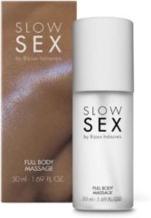Bijoux Indiscrets Slow Sex Full Body Massage olie - 50 ml