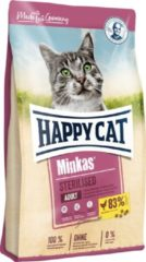 Happycat Happy Cat Minkas Adult Sterilised Gevogelte - 10 kg