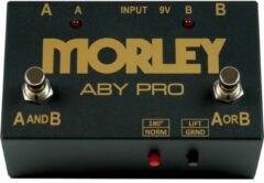 Morley ABY PRO Selector signaalswitch