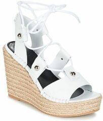 Witte Sandalen Sonia Rykiel 622908