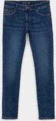Tiffosi Jeans jongens, skinny donkerblauw maat 140