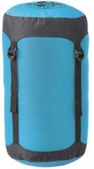 Blauwe Sea to Summit - Compression Sack 20L Blauw - Compressiezak - 20L - Blauw - Lichtgewicht