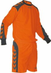 Oranje Hummel Dublin Keepers Kleding Set