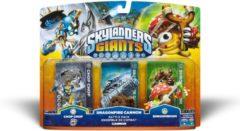 Skylanders Giants: Battle Pack Chop Chop, Shroomboom, Dragonfire Kanon