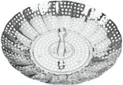 Zilveren Tomado - Metaltex Metaltex Vaporette Stoombloem -RVS