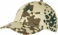 MFH US Army cap legerpet met klep BW tropencamouflage in grootte verstelbaar
