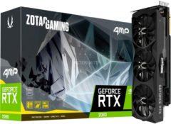 ZOTAC GeForce RTX 2080 AMP! Edition, Grafikkarte