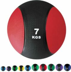 Zwarte CORE POWER Medicine Ball 7 kg