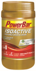 POWERBAR Isoactive Sports Drink Red Fruit Punch 600 g drank, Sportdrank,