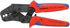 Knipex 97 52 20 Krimptang Coax-connectoren BNC, TNC RG58, RG59, RG62, RG71, RG223