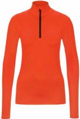 Oranje Bogner 5488 Margo2 dames ski pulli met rits