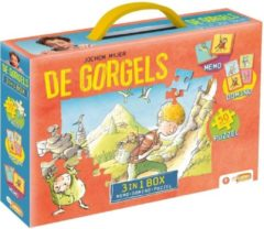 Just Games spellenbox 3-in-1 De Gorgels Jochem Meyer junior (NL)