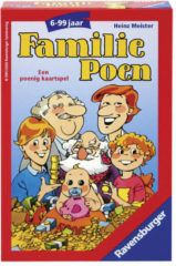 RAVENSBURG Spel Familie Poen Pocket // 10 (6012208)