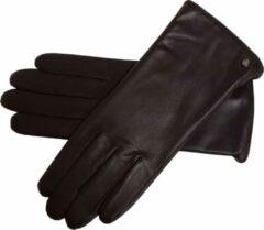Bruine Roeckl Amsterdam Leren Dames Handschoenen Maat 7,5 - Mocca