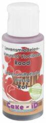 Xenos Vloeibare kleurstof - rood - 50 ml