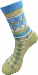Robin Ruth Sokken Holland groen blauw 36-41