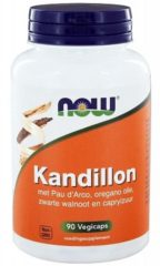 Now Foods NOW Kandillon Capsules 90st