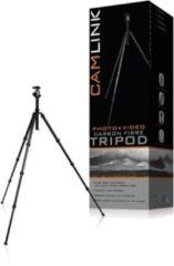 CamLink CL-TPCARB2500 Digitaal/filmcamera Zwart tripod