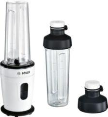 Bosch Kleingeräte+HT MMBM401W - Standmixer +2Trinkflaschen Tritan 2Go MMBM401W